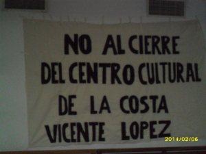cultura Vicente López